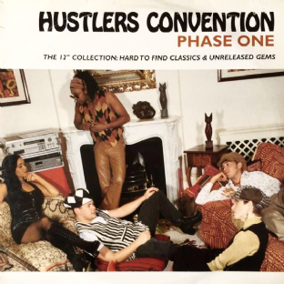 "Hustlers Convention - Phase One: The 12"" Collection (LP) (VG-/G-)"
